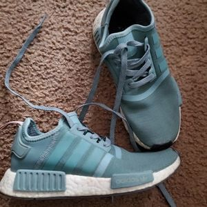 - Adidas mint green nmd